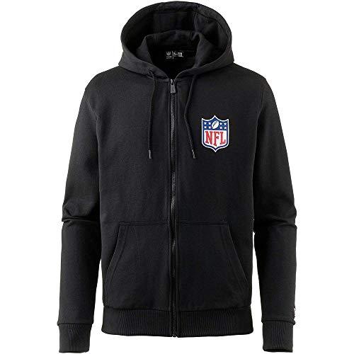 A NEW ERA Herren NFL League Hoody Nflgen Sweatshirt, schwarz, XL