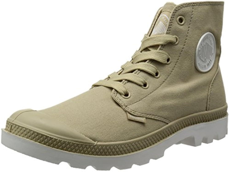 PALLADIUM Schuhe - Sneaker BLANC HI - safari white