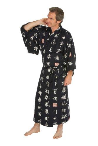 mens-cotton-kimono-kyoto-saga-black