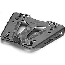 Givi M8B M8 Kit Complet de plaques en Aluminium Noir 40