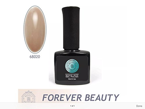 uv-led-gel-nail-polish-soak-off-nail-art-manicure-french-manicure-forever-beauty-natural-no-chip-pol