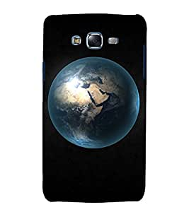 printtech Nature Earth Back Case Cover for Samsung Galaxy Grand 2 G7102 / Samsung Galaxy Grand 2 G7106