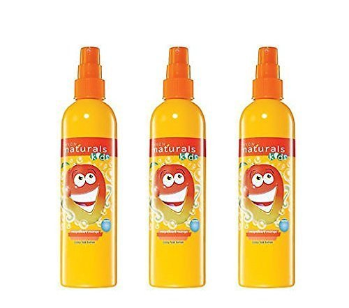 3-x-avon-naturals-kids-capelli-tamer-districare-spray-x-200ml