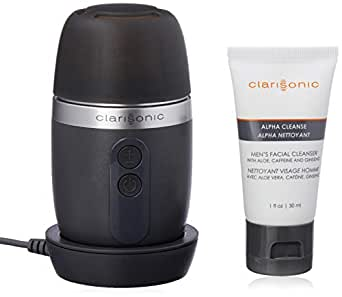 Clarisonic Fit Facial Cleansing Alpha Fit Device, Grey