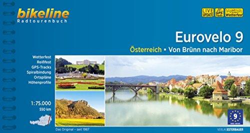 Eurovelo 9 Osterreich von Brunn nach Maribor 2015 por Esterbauer