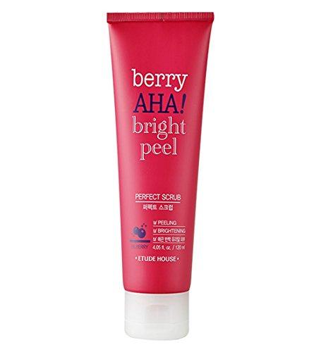 [Etude House] Berry AHA Bright Peel Perfect Scrub