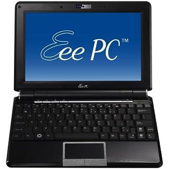 Asus Eee PC 1000H 25,4 cm (10 Zoll) WSVGA Netbook (Intel Atom N270 1,6GHz, 1GB RAM, 160GB HDD, XP Home) schwarz