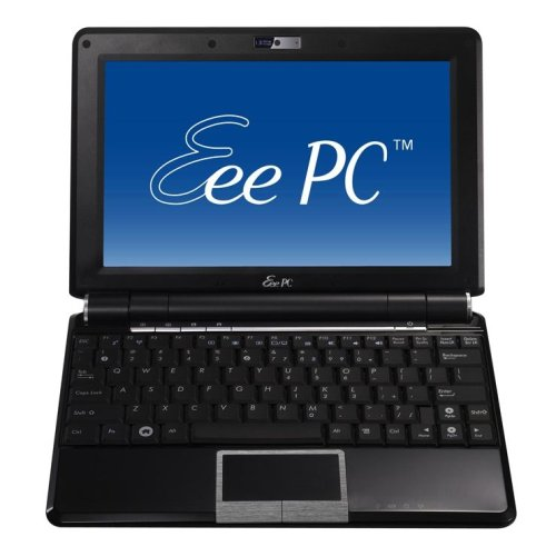 Asus Eee PC 1000H 25,4 cm (10 Zoll) WSVGA Netbook (Intel Atom N270 1,6GHz, 1GB RAM, 160GB HDD, XP Home) schwarz Netbook 1 Gb Ram