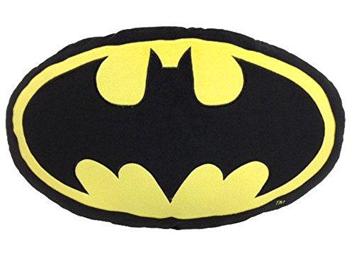 Captain Marvel Dc Kostüm Comics - DC Comics - Batman - Kissen - Batman - Logo - 36 x 60 x 8 cm