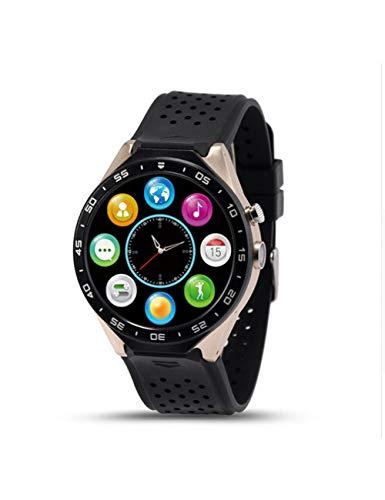 DZKQ Smart Watch Handy Bluetooth Smart Watch TelefonkarteKamera Pulsmesser GPS Uhr