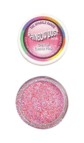 Candy Pink Cake Glitter (Sprinkles Pink Glitter)