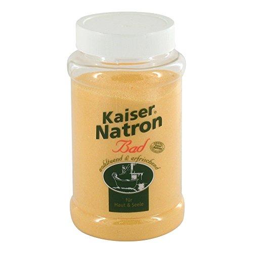 HOLSTE, Kaiser Natron Bad Pulver, gelb, für Haut und Seele 500 gramm
