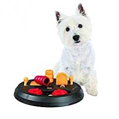 Idea Regalo - Trixie Dog Activity, Flip Board - Gioco Interattivo