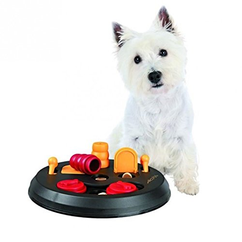 Trixie 32026 Dog Activity Flip Board, ø 23 cm