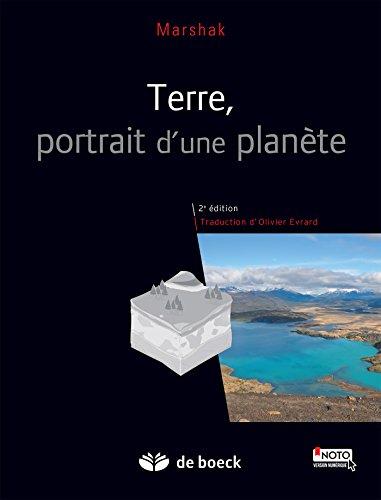 Terre, portrait d'une planete