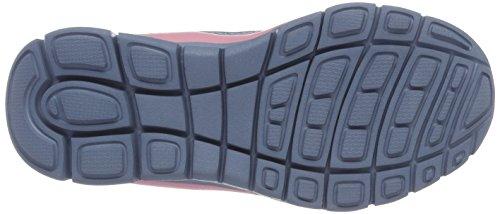s.Oliver 33209, Sneakers Basses Fille Bleu (LT BLUE COMB 830)