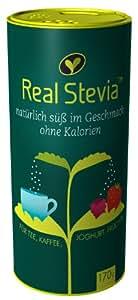 Real Stevia Real Stevia Streusüße, 1er Pack (1 x 170 g)