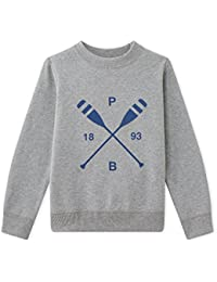 Petit Bateau Laune, Sweat-Shirt Garçon