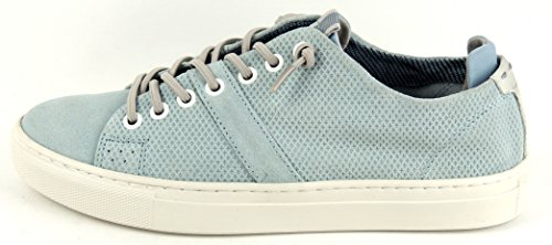 Klondike , Chaussures de ville à lacets pour femme bleu bleu clair bleu clair