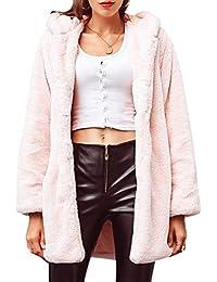 Rosa Abbigliamento it Amazon Cappotto Donna 52 EpaxUwPq