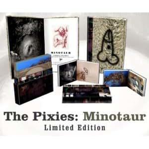 Minotaur (W/Book) (W/Dvd)