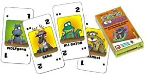 Nürnberger Spielkarten Verlag 2106 Memo Rondo