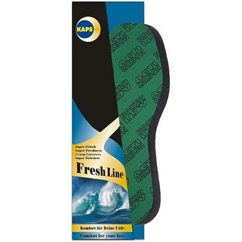 Inserti a forma di scarpa, suole, freschezza suole, Acti Carbon