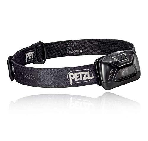 Petzl E91ABA Tikkina Lampe frontale Noir