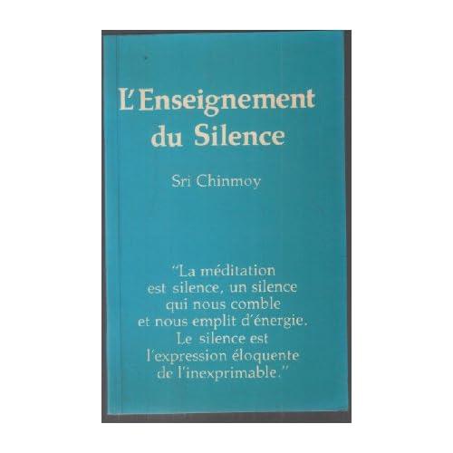Enseignement du silence
