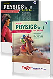 Std 12 Physics 1 and 2 Books | Science | Perfect Notes | HSC Maharashtra State Board | Based on Std 12th New S