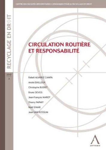 Circulation Routiere et Responsabilite