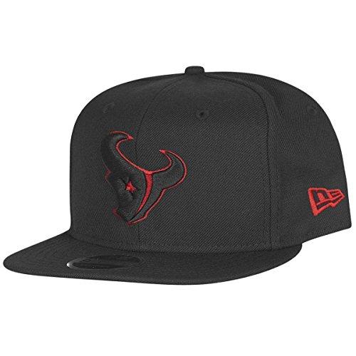 New Era Original-Fit Snapback Cap - Houston Texans schwarz