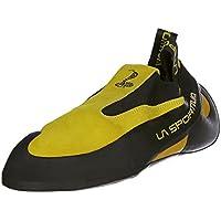 La Sportiva Cobra Pies de Gato, Unisex Adulto, Yellow (Amarillo), 43.5