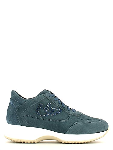 Byblos blu 662001 Scarpa lacci Donna Jeans 40