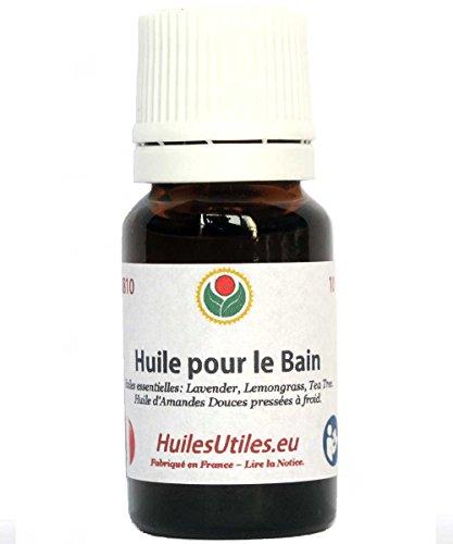 Huiles Utiles - l'huile pour Le Bain - 10 ML