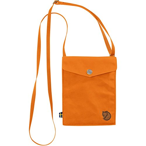 Fjällräven Unisex Pocket Schultertasche seashell orange