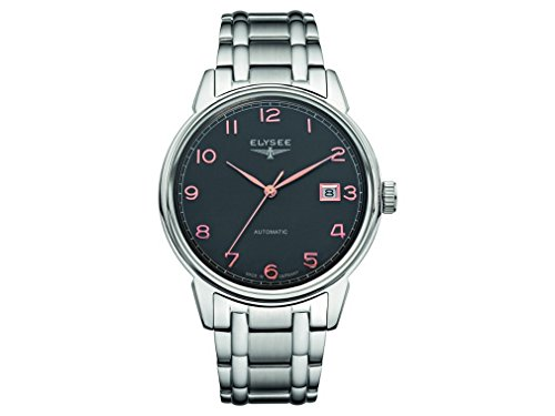 Elysee Mens Watch Classic Vintage Master automatic 80546S