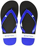 #10: United Colors of Benetton Men's Flip-Flops