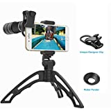 Best Apexel Camera For Close Ups - APEXEL 20X Monocular Telescope Lens Best for BirdWatching Review