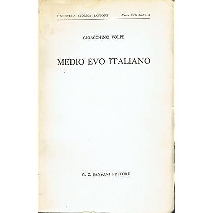 Medio Evo Italiano