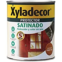 Xyladecor 5089297 - Protector satinado INCOLORO Xyladecor