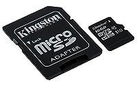Kingston SDCS/16GB SDCS 16 GB Micro SD Canvas Class10 UHS-I Memory Card