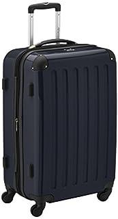 HAUPTSTADTKOFFER - Alex- Luggage Suitcase Hardside Spinner Trolley 4 Wheel Expandable, 65cm, TSA, black (B007AUESWY)   Amazon price tracker / tracking, Amazon price history charts, Amazon price watches, Amazon price drop alerts