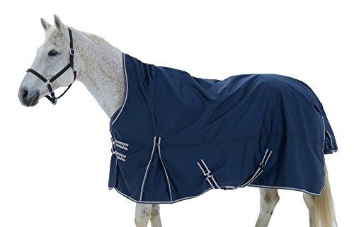 Handler Wahl 1680D Ballistik Nylon Dupont Teflon Beschichtete Armour-tex isoliert Pferd Turn Out Decke/Teppich, großer/205,7cm Enden