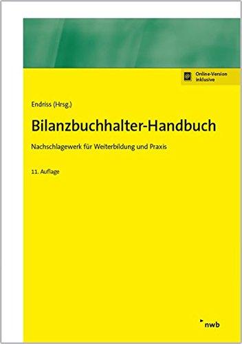 Bilanzbuchhalter-Handbuch: Nachschlagewerk für Weiterbildung und Praxis. (NWB Bilanzbuchhalter)