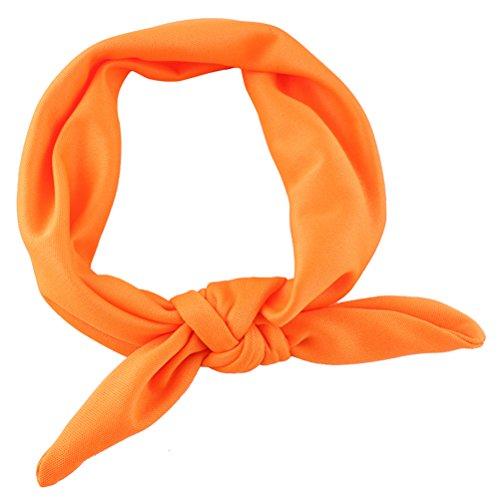 Design Beauté bébé filles stretch Bandeau Lapin mignon coiffe, 7 couleurs