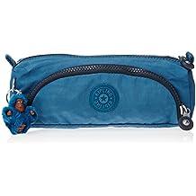 Trousse Kipling Duobox Nocturnal Eye bleu BmP5mV7rSI