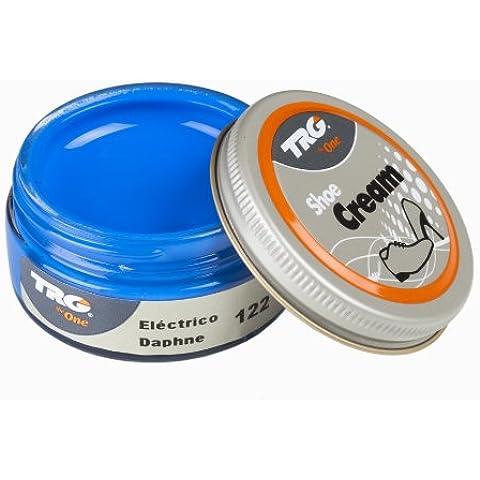 Trg Thoe One Shoe Cream-prodotto per la riparazione delle calzature Blu Daphne 122 50.00 ml