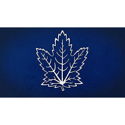 Toronto Maple Leafs (43x24 inch, 107x60 cm) Silk Poster Seta Manifesto PJ15-581D - Maple Silk Tree