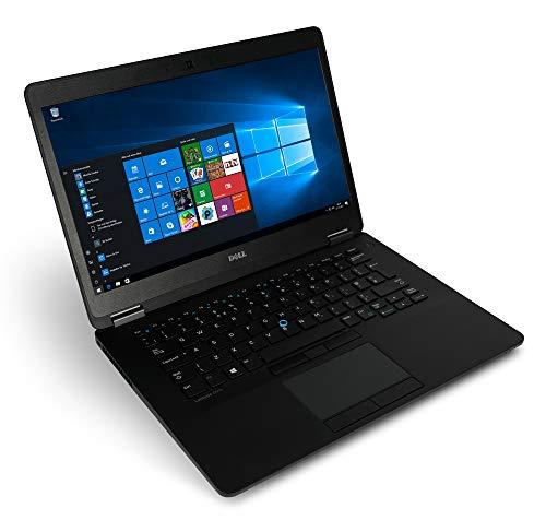 """Dell Latitude E7470 Ordinateur Portable 14"""" Intel Core i5-6300U 2X 2,4 GHz 8 Go DDR4 256 Go SSD Windows 10 Home 64 Bits"""